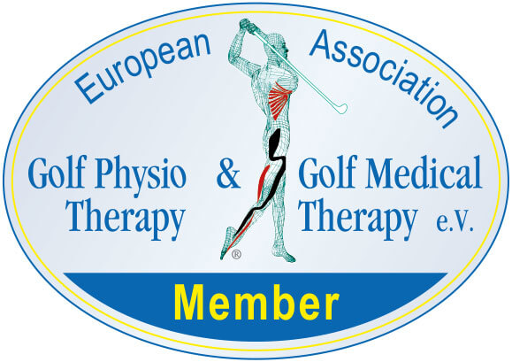 Logo Member of European Association Golf Physio & Medical Therapy e.V.